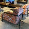 Pre-Order 30 days delivery CALIFORNIA armchair  NICE001