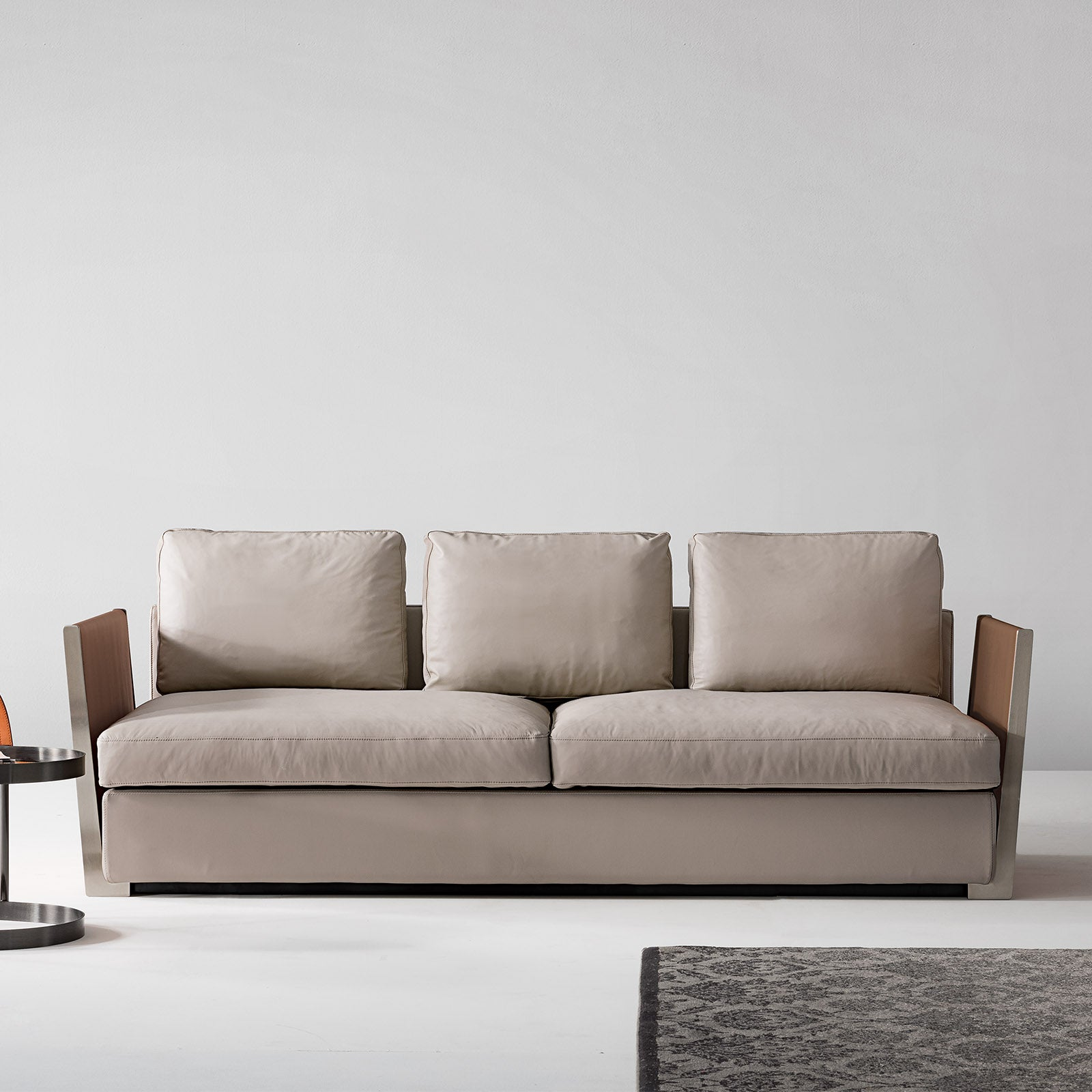 Forlì 3 seat sofa  SF041-3CL+O sofa -  كنبة فرولي 3 مقاعد - Shop Online Furniture and Home Decor Store in Dubai, UAE at ebarza