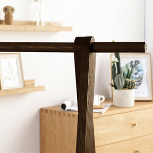 Solid Wood Hanger CH-025-W