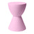 Side table or stool PC-051-Pink -  طاولة جانبية أو كرسي - Shop Online Furniture and Home Decor Store in Dubai, UAE at ebarza