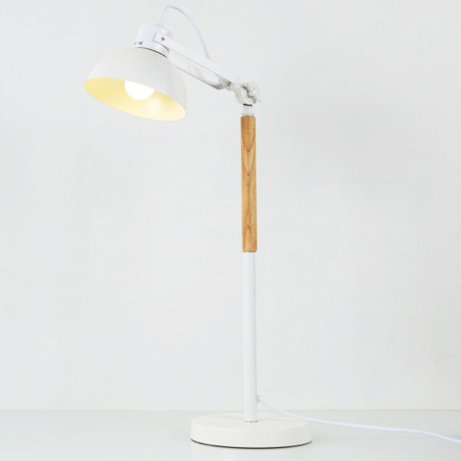 Retro Table  Lamp  CY-LTD-033-W - ebarza