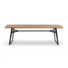 200 cm Black Jack  Dinning Table  BJ007-200N - ebarza