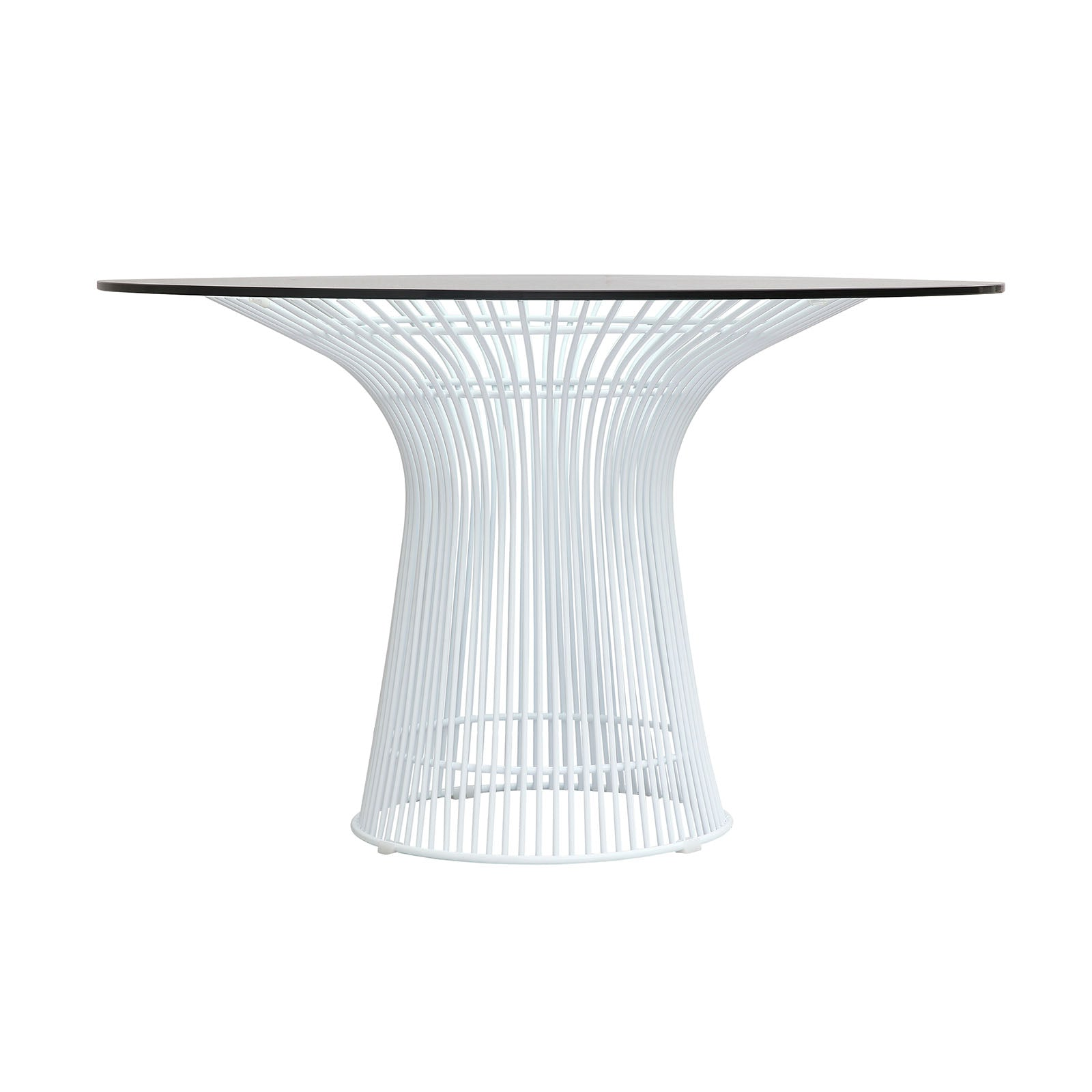 Wire Dining Table  CT6008B-W - ebarza