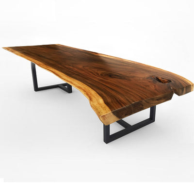 LIVE EDGE DINING TABLE  LV014-A - ebarza