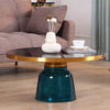 Latina Side  table  TG-27-Y CT8485- 50 -YL