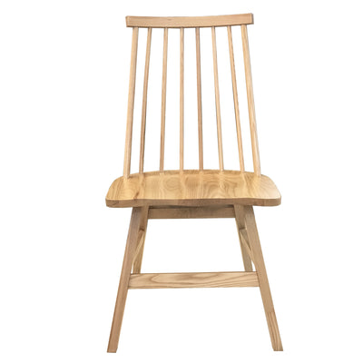 Dining Chair Solid ash wood MX00725N - ebarza