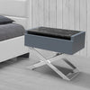 Pre-order 50 Days Delivery Royal Nightstand/ Side Table  503 NT