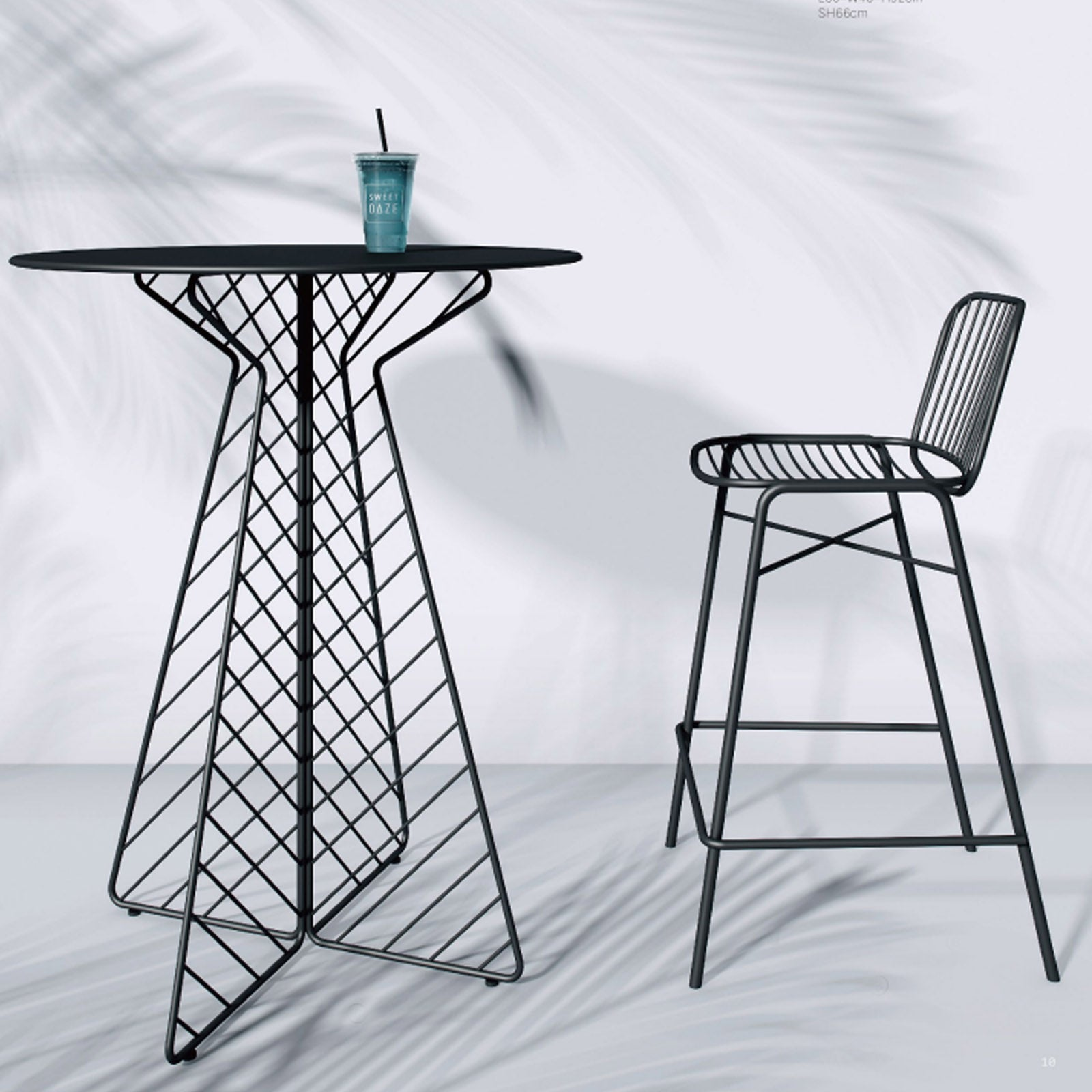wire bar table GT-424H