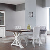 Village solid  Dinning Table 200 cm MIRA009