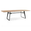 200 cm Black Jack  Dinning Table  BJ007-200N