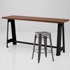 Industrial Long bar table GT-304-WB