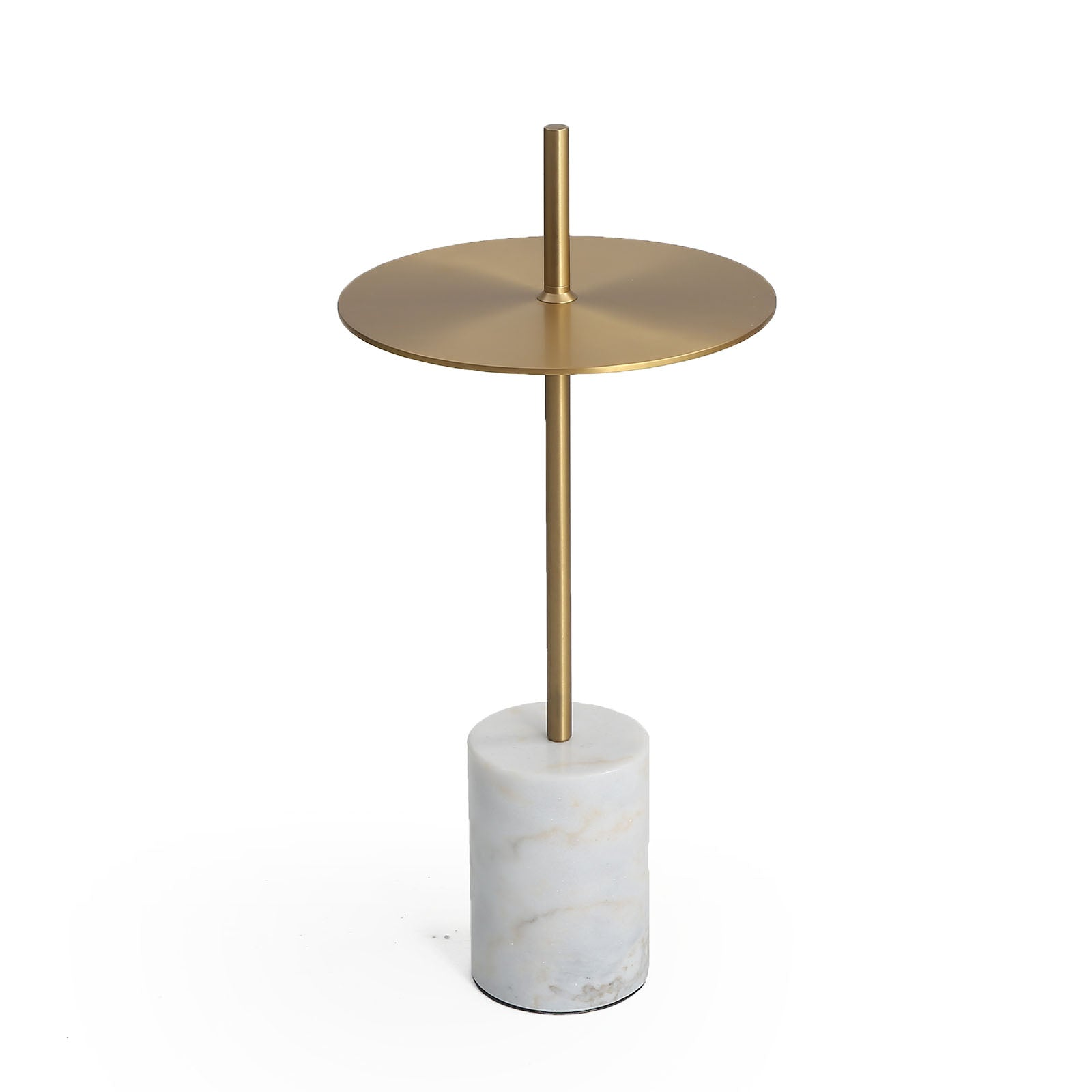 Pre-Order 30 days delivery Espoo marble side table  CT8684-32B-BR