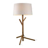 Solid Wood table lamp BPMT24-W