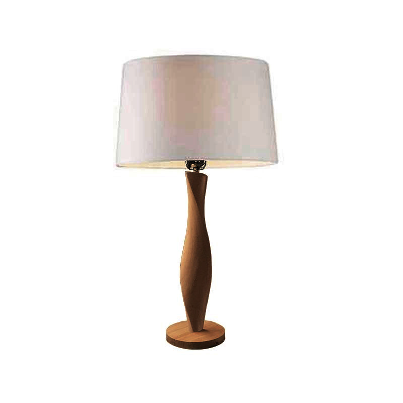 Solid Wood table lamp BPMT25-W - ebarza