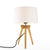 Solid Wood table lamp BPTD060-N - ebarza