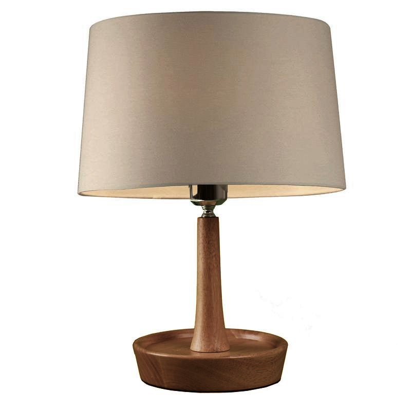 eames Solid Wood table lamp BPMT18-W - ebarza