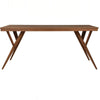 Verona Solid Wood  Dinning Table 180 cm SMZ16266W - ebarza