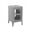 Industrial Bookshelf/stool/bedside table  BB-09-G