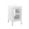 Industrial Bookshelf/stool/bedside table  BB-09-W