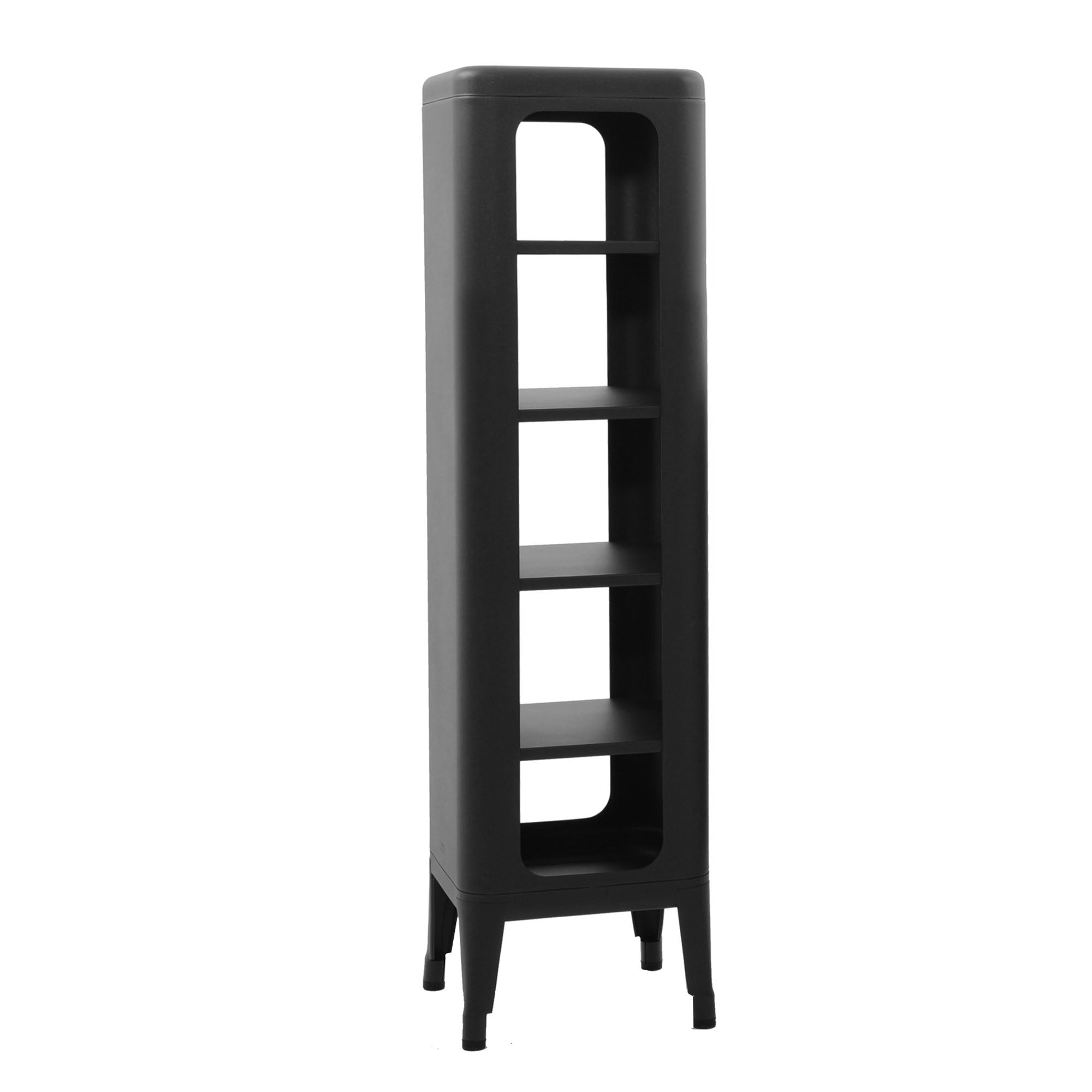 Industrial Bookshelf/bedside table BB-09C-B -  رف الكتب الصناعي / طاولة السرير - Shop Online Furniture and Home Decor Store in Dubai, UAE at ebarza