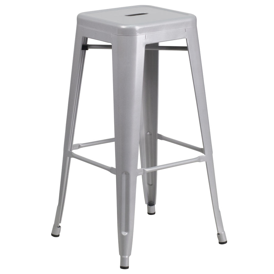 Set of 4 Bar Stool TXB0022 - ebarza
