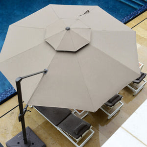 Outdoor umbrella Patio  umbrella MS-1601-4
