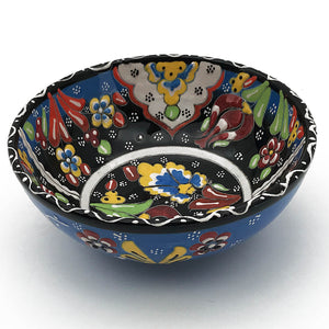 Handmade  Kutaya Turkish ceramic Bowl  KUC026