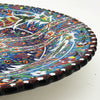 Handmade  Kutaya Turkish ceramic plate  KUC022
