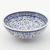 Handmade   Kutaya Turkish ceramic Bowl  KUC009