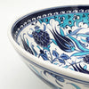 Handmade  Kutaya Turkish ceramic Bowl  KUC017