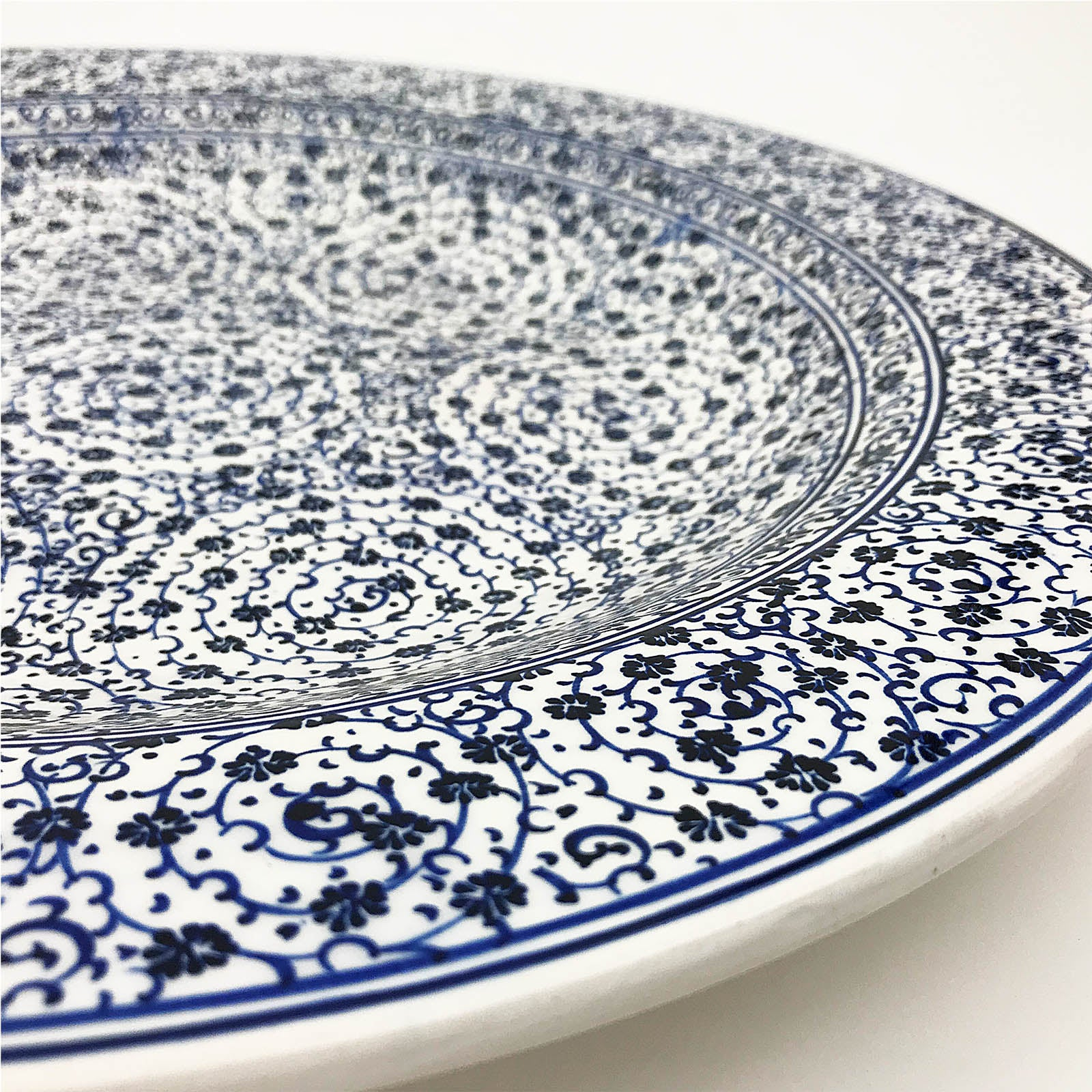 Handmade Kutaya Turkish ceramic plate  KUC013