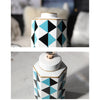 Set of 2 Handmade   ceramic Vase  YH6458BA+YH6458BB