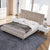 Pre-Order 40 days Delivery Vela Bedroom set Vela009-W