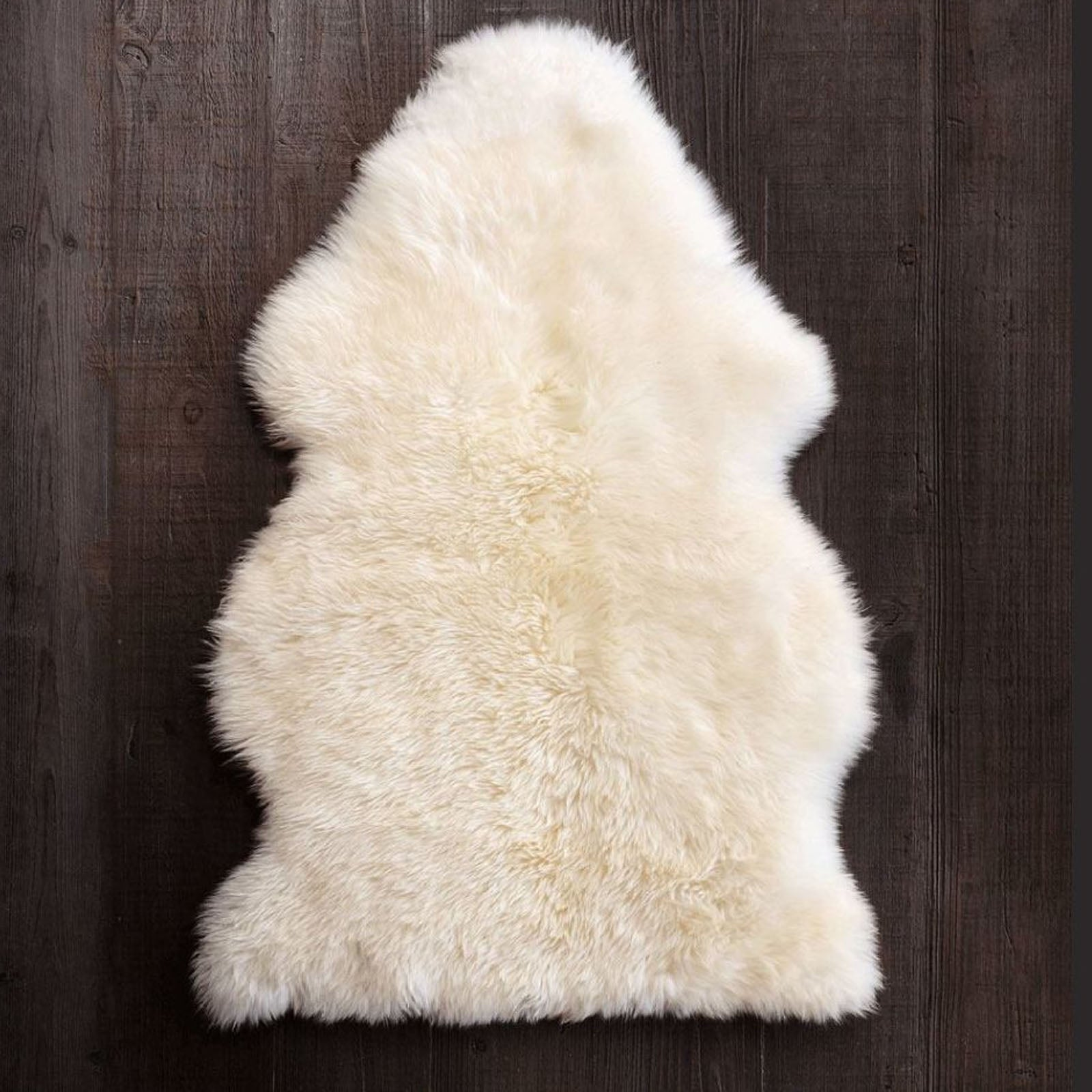 Luxurious Sheepskin Rug -Natural SHP-N