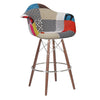 Bar Chair-Fabric- MSB0011F-W