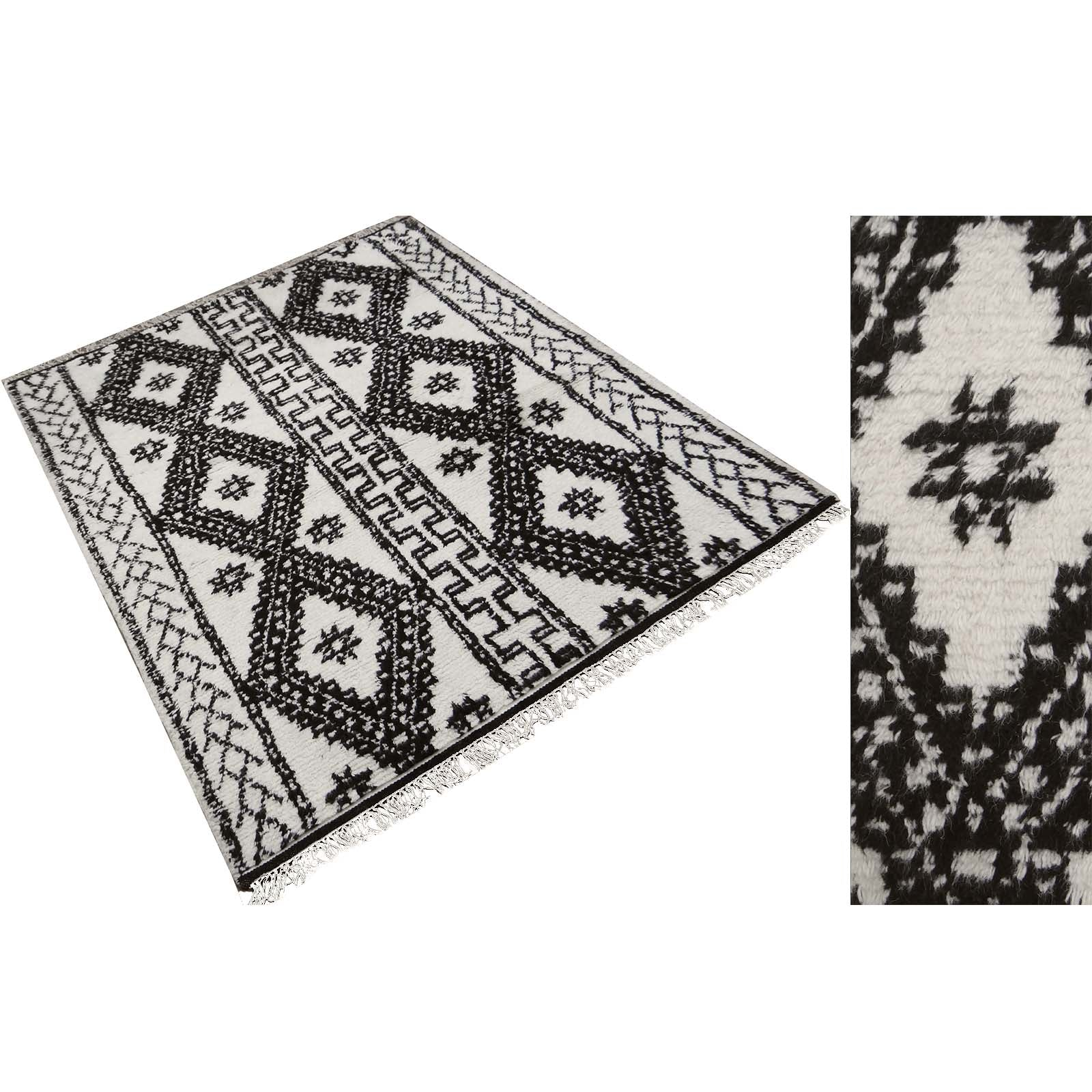 230X160 Moroccan Style  handmade  Rug JH-2709-L