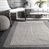 Pre-Order 15  days delivery 300X200 cm Braided handmade Jute Rug JH-2347-XL