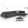 PRE-ORDER 60 DAYS DELIVERY  Secrete  L shape sofa and SEC009L