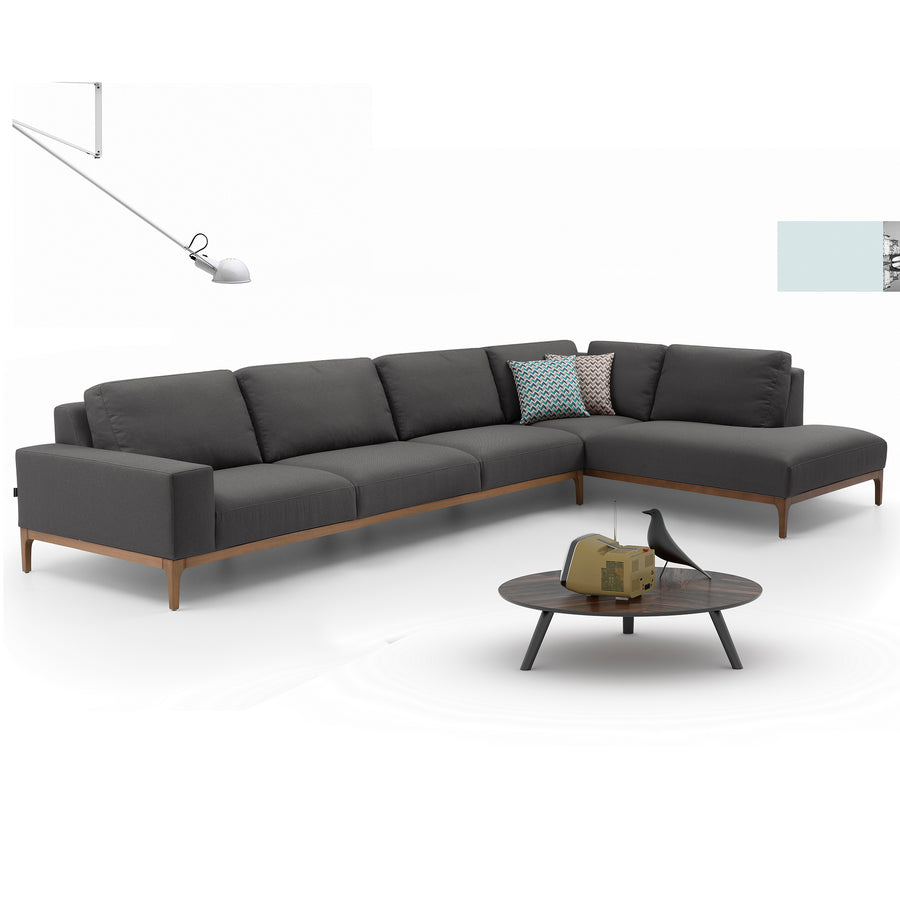 Secrete  L shape sofa and SEC009L