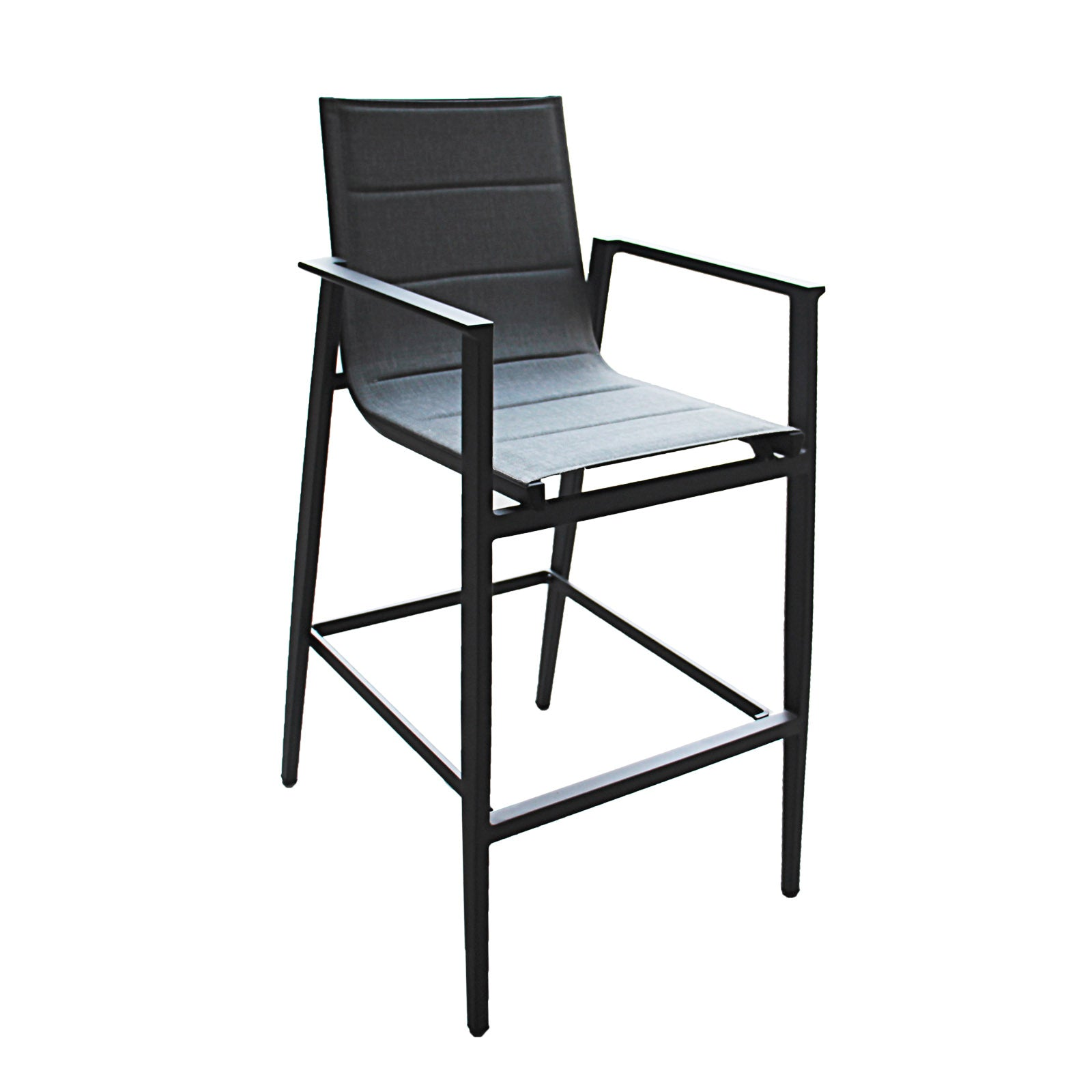 Tango Aluminum  bar chair  Aether-bar set-B-chair