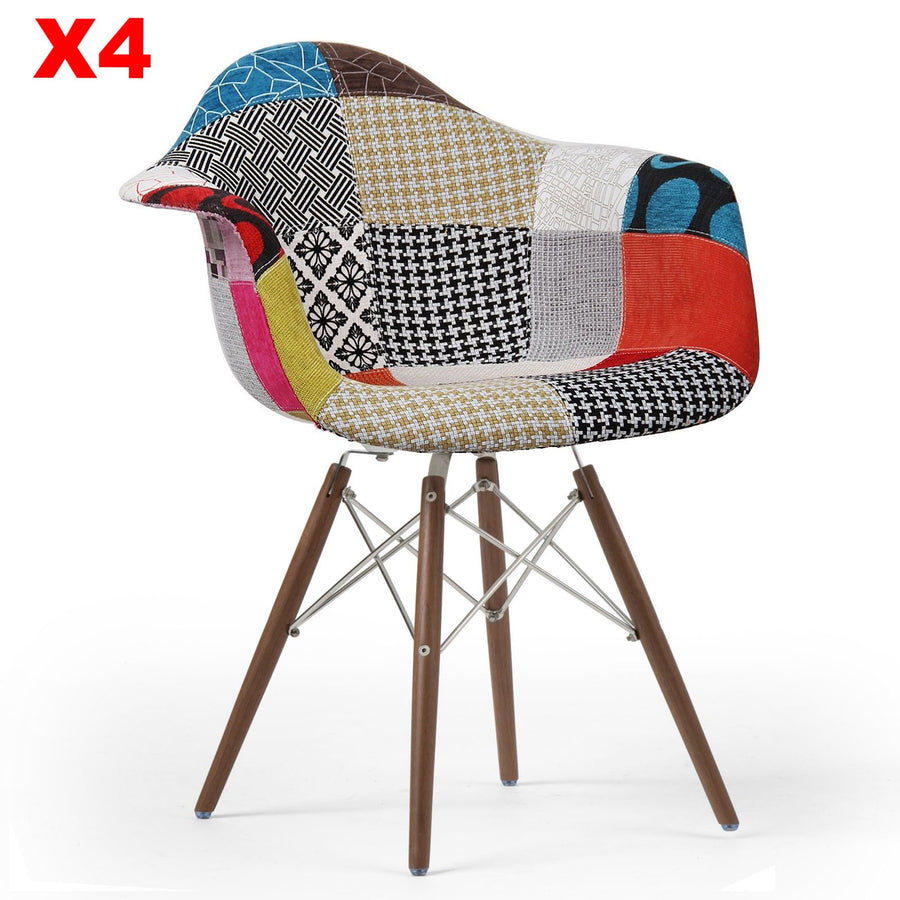Dining Chair -Fabric- MS0029F - ebarza