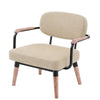 Mid Century Arm Chair  SF-085-Nbeige
