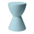 Side table or stool PC-051-Blue