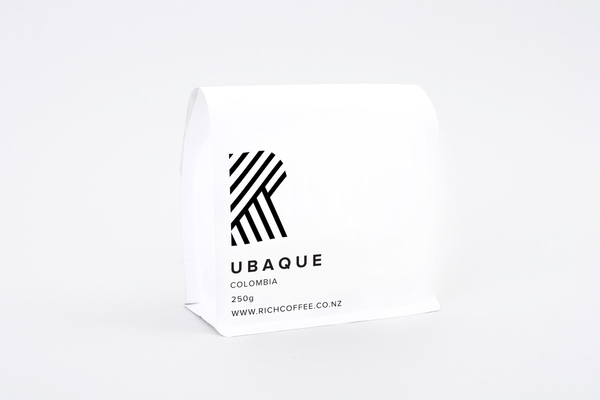 UABQUE (COLOMBIA) WASHED PROCESS*
