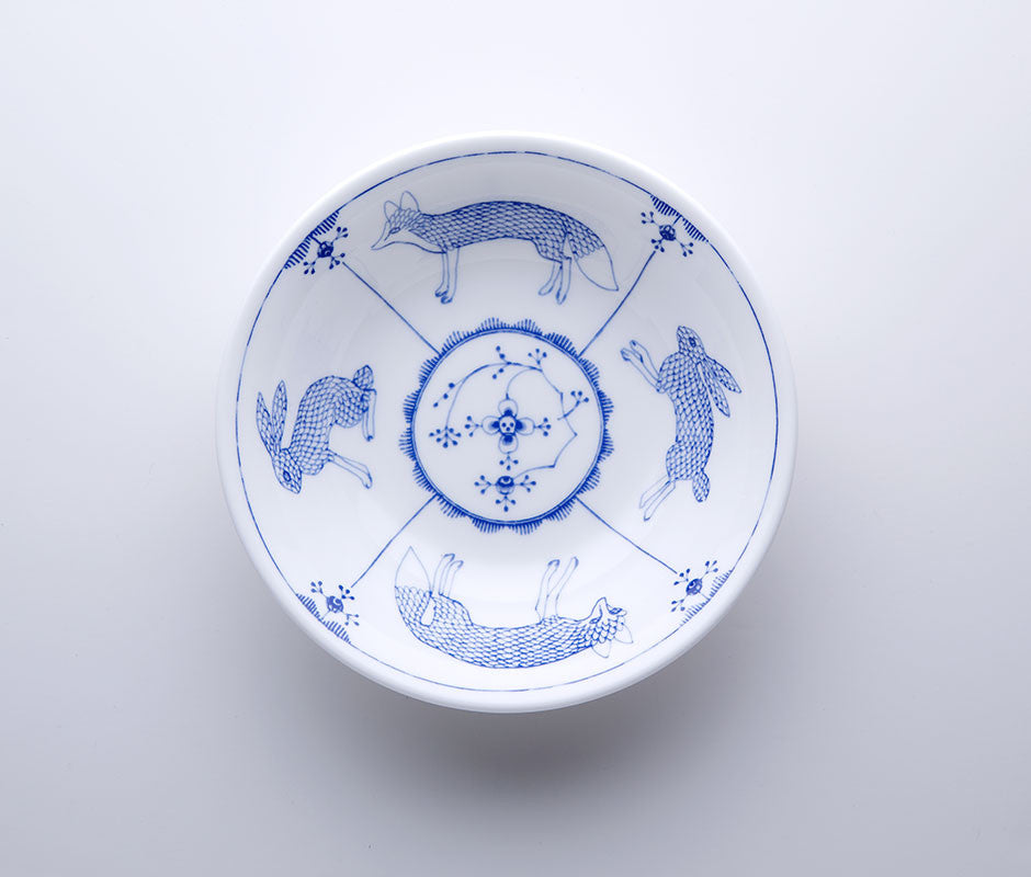 Clerkenwell Blue - Fruit Bowl 16cm