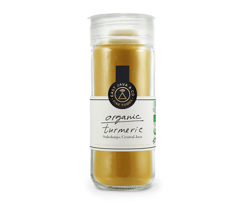 Organic Ground Turmeric - 45g