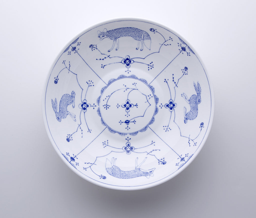 Clerkenwell Blue - Serving Bowl 24cm