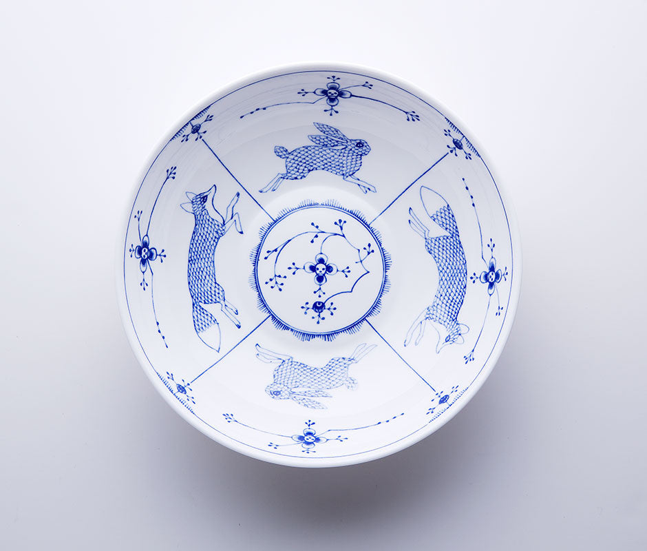 Clerkenwell Blue - Serving Bowl 20cm