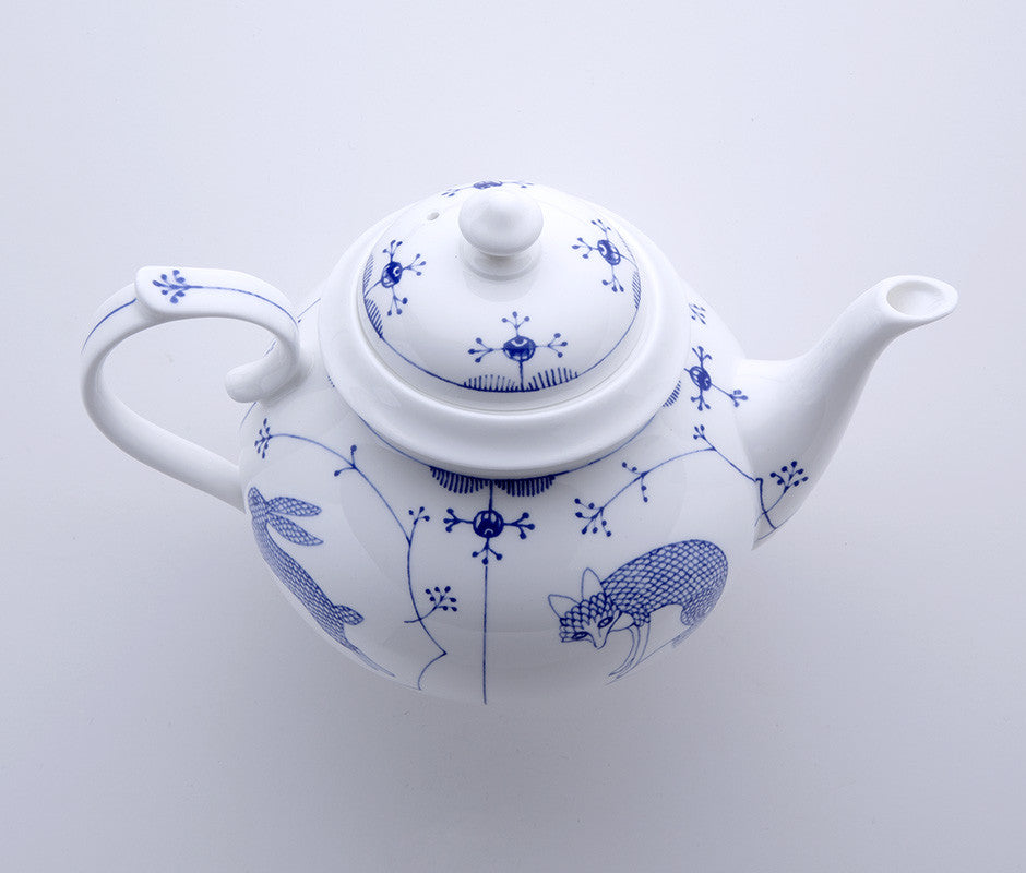 Clerkenwell Blue - Tea Pot