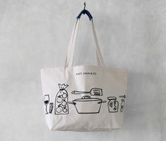 Large Tote Bag - Pantry